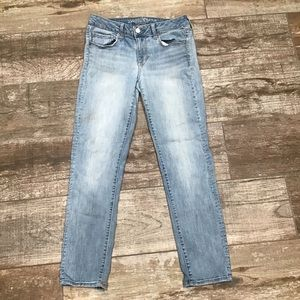 American Eagle | skinny super stretch jeans